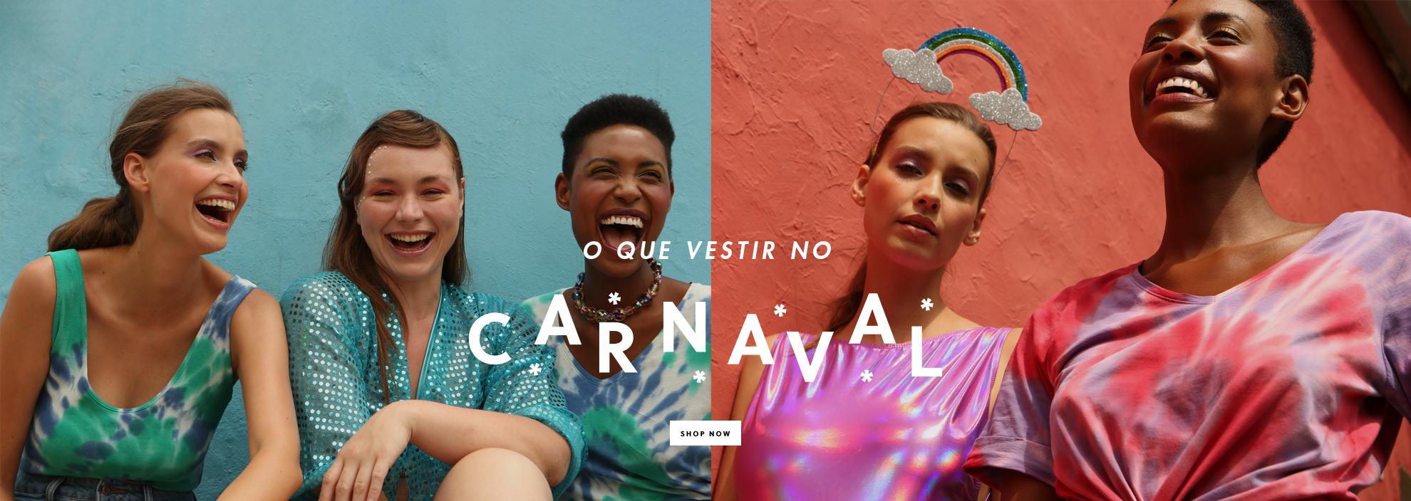 Oqvestir no Carnaval