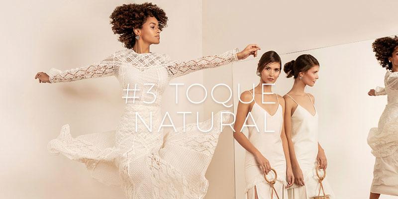 #3 Toque natural